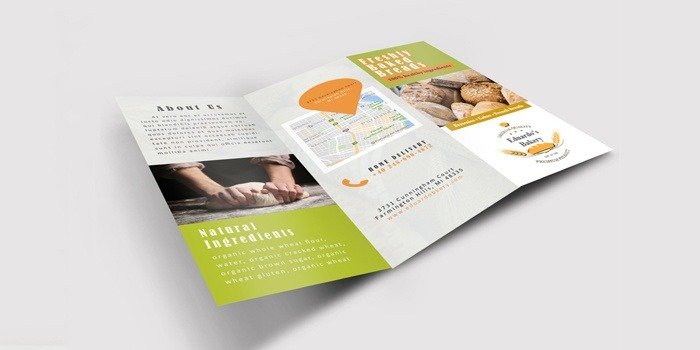 Full Color Brochures Printing Amp Design Services Printrunner
