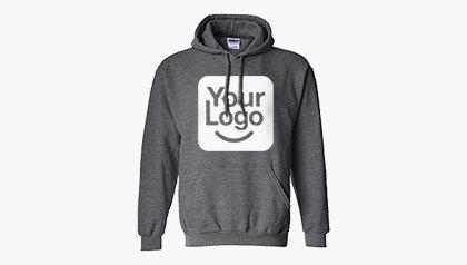 Gildan Adult Blend Hooded Sweatshirt