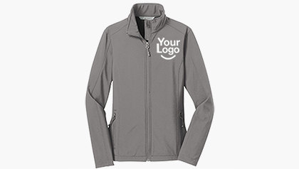 Ladies' Core Soft Shell Jacket
