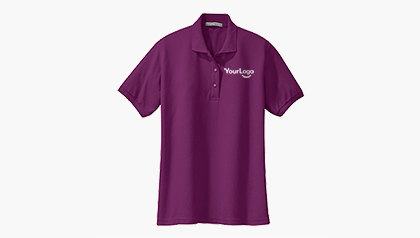 Ladies' Silk Touch Sport Polo Shirt