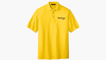 Men's Silk Touch Sport Polo Shirt