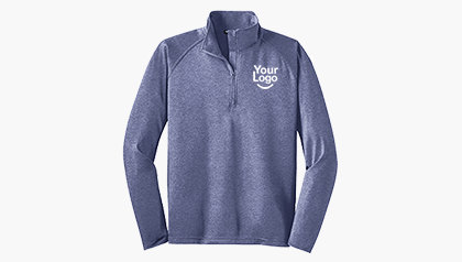 Men's Sport-Wick® Stretch 1/2-Zip Pullover