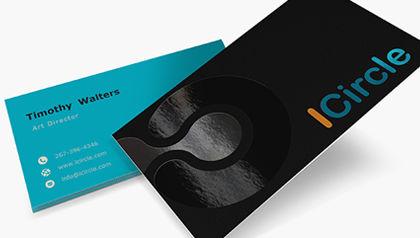 Business Card Printing Online Printrunner