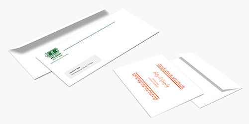 1-Color Envelopes