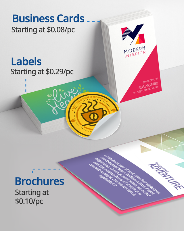 Online printing services printrunner online printing for your business colourmoves