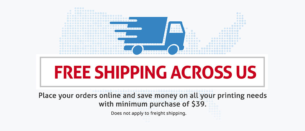 Free Shipping across US
