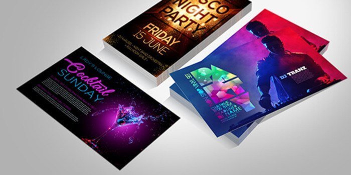 affordable nightclub flyers