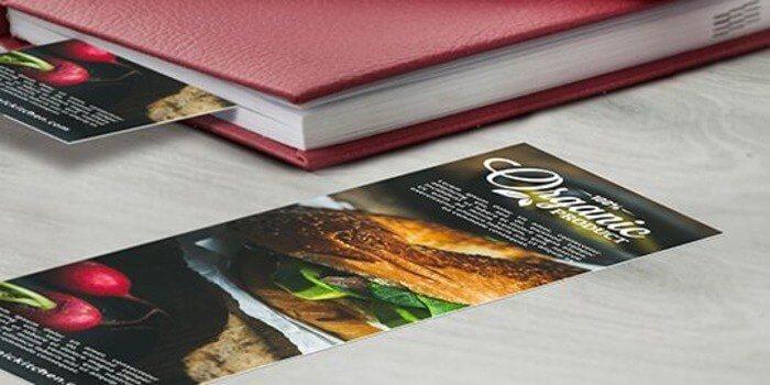 Bookmark Printing Online Custom