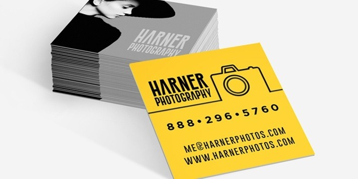 Specialty square business cards printing printrunner square business cards colourmoves