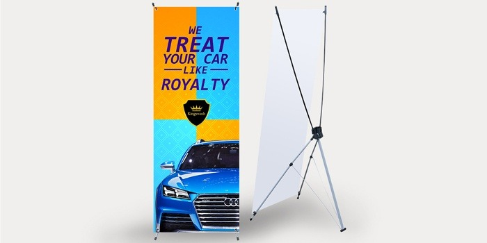 X-Stand Banners