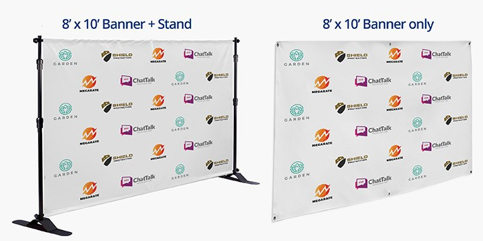 Step And Repeat Banners Printrunner Com