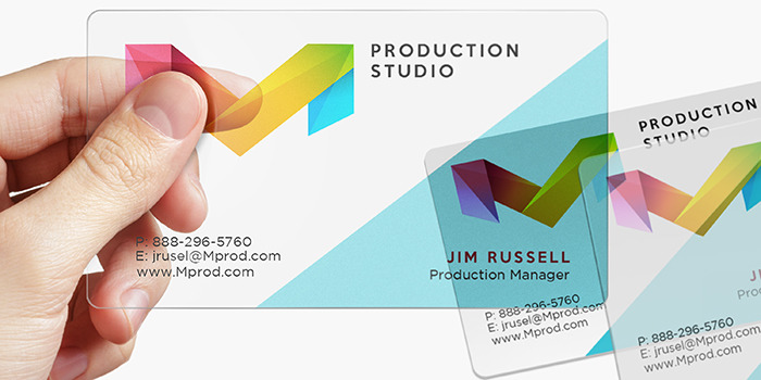 Plastic Business Cards Built For Your Business Printrunner