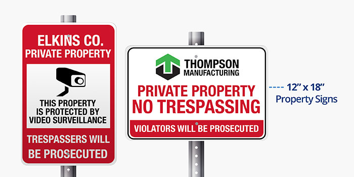 image regarding Printable No Trespassing Signs named Household Signs or symptoms - Print within Aluminum and Plastic PrintRunner