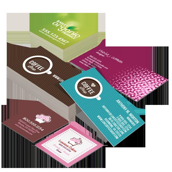 Mini business card prints printrunner reheart Choice Image